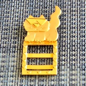 Cool Cat collectible Brooch/pin